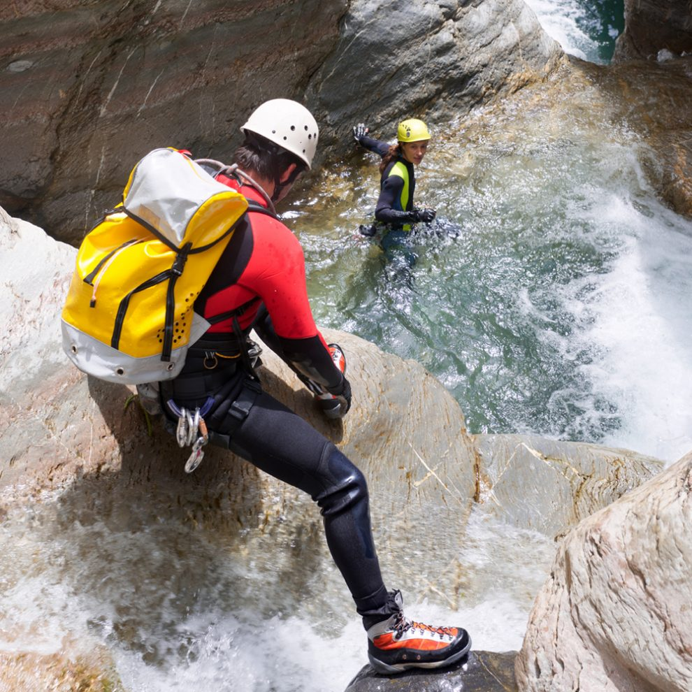 Canyoning Lienz