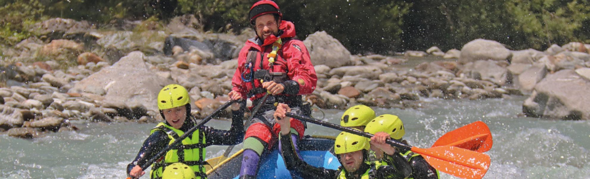 Rafting Lienz