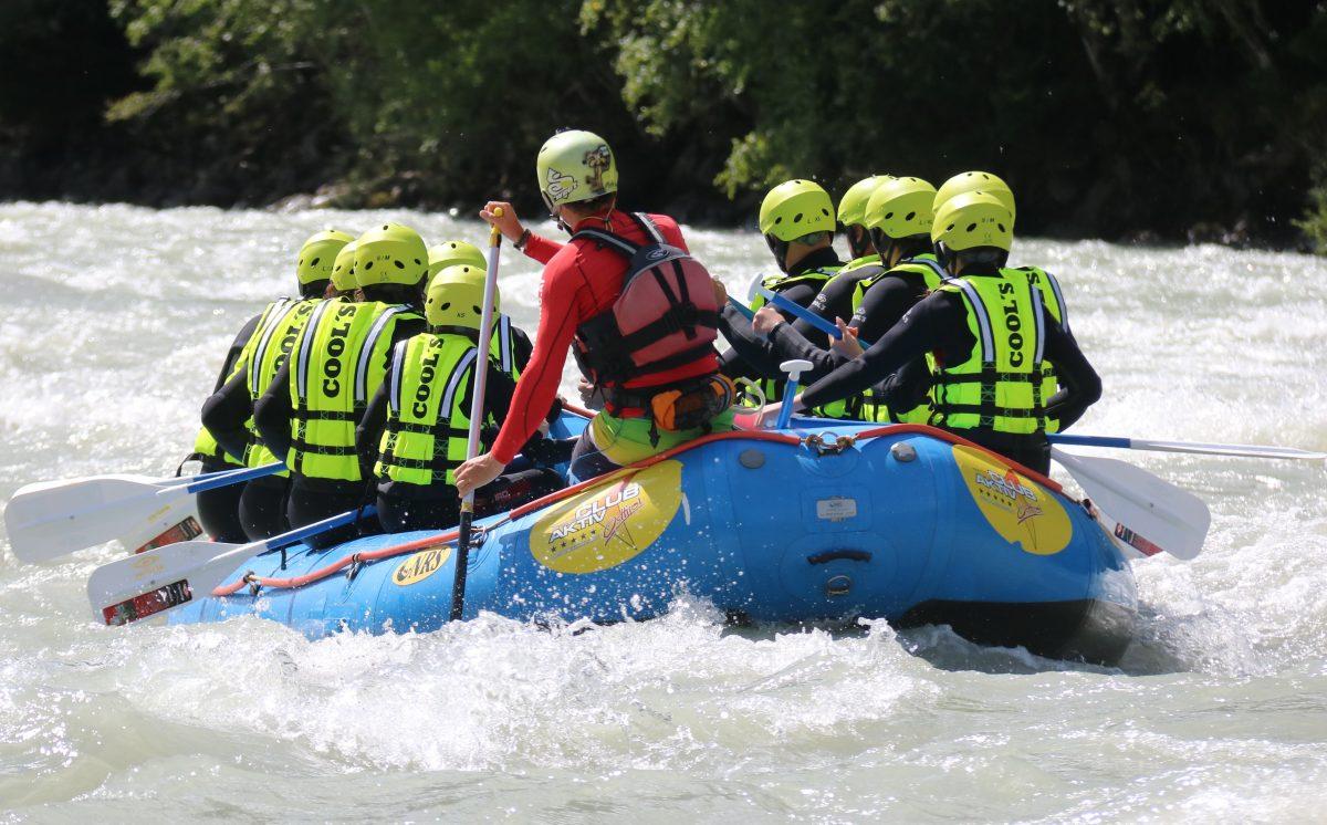 Rafting Lienz Isel